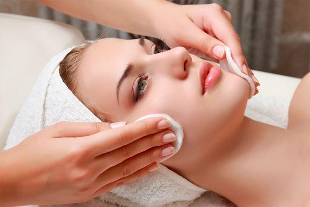tratamiento higiene facial