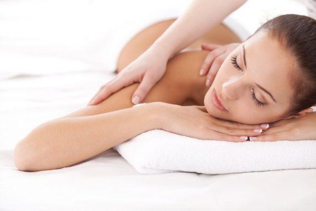 masaje relajante corporal