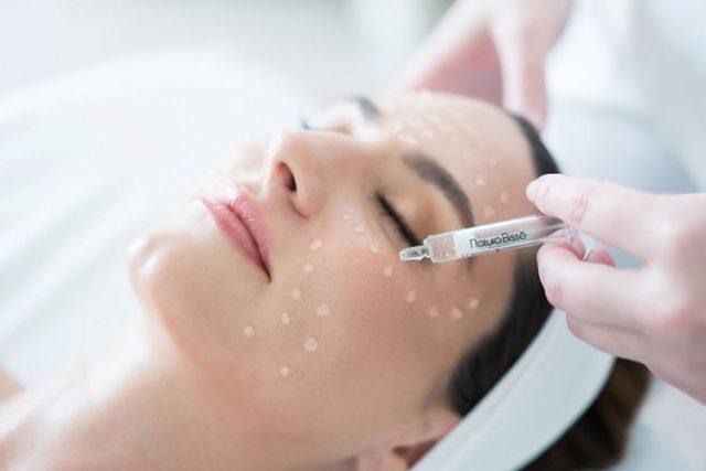 tratamiento facial inhibit