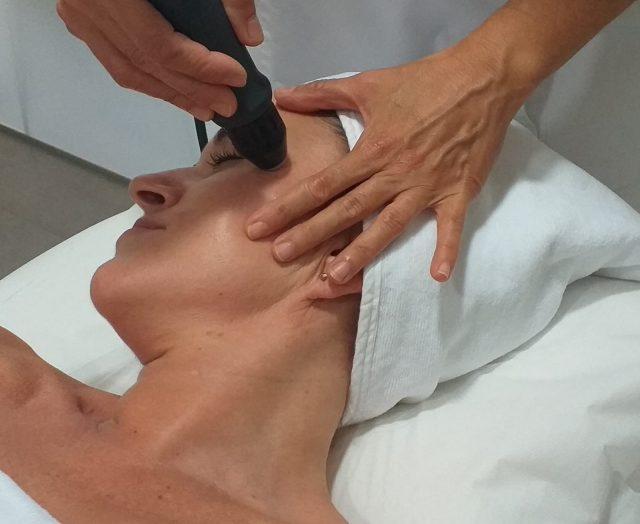 tratamientos faciales ondas de choque