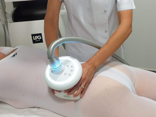tratamioento corpora aparatologia corporal lpg